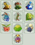 Pokemon 181-190