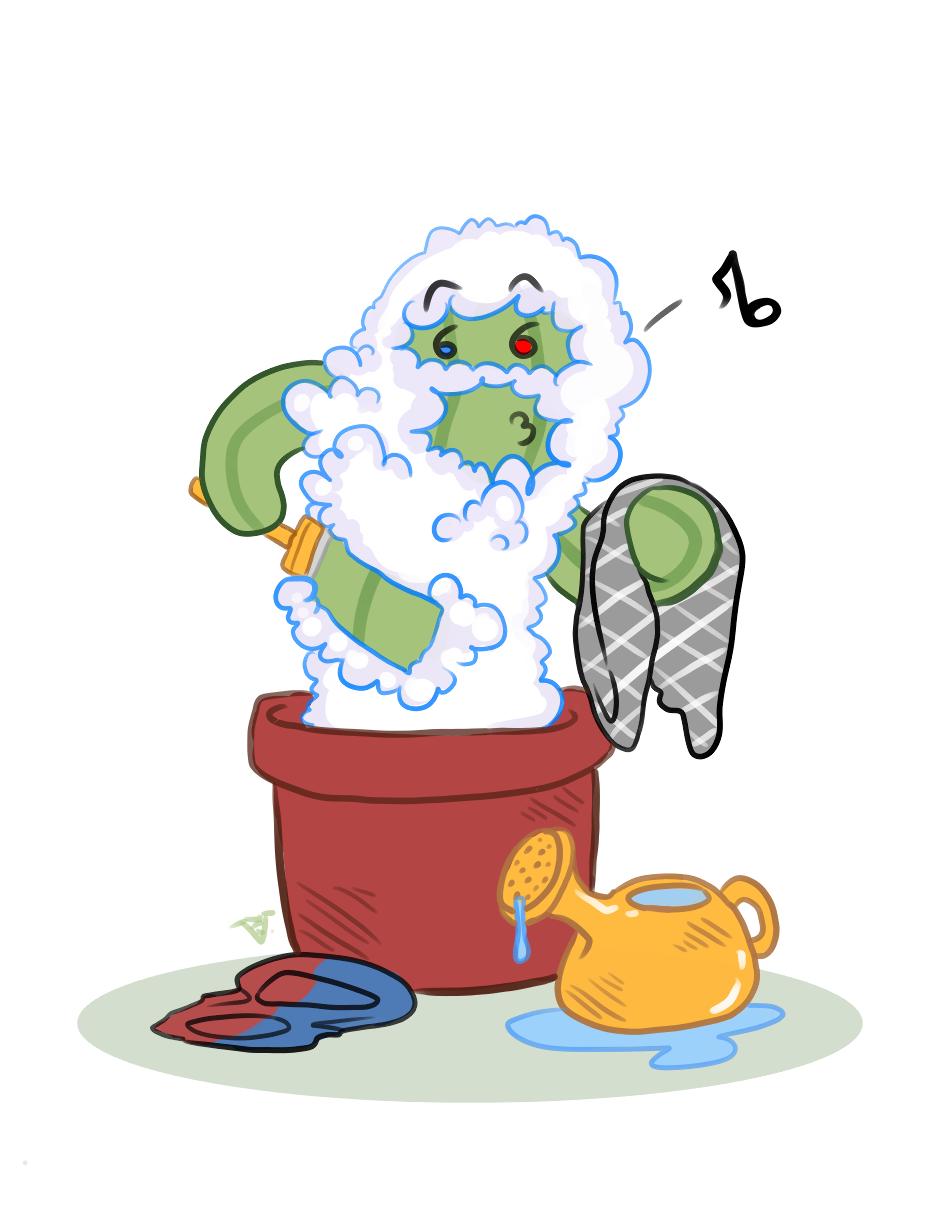 bath time~ by ChuChucolate