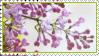 Purple flower Stamp by ChuChucolate