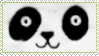 PanDa Stamp by ChuChucolate
