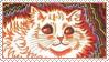 Cats Louis Wayne 2 Stamp