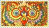 Cats Louis Wayne 4 Stamp