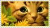 Cats Louis Wayne 5 Stamp