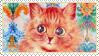 Cats Louis Wayne 9 Stamp