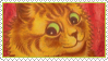 Cats Louis Wayne 13 Stamp by ChuChucolate