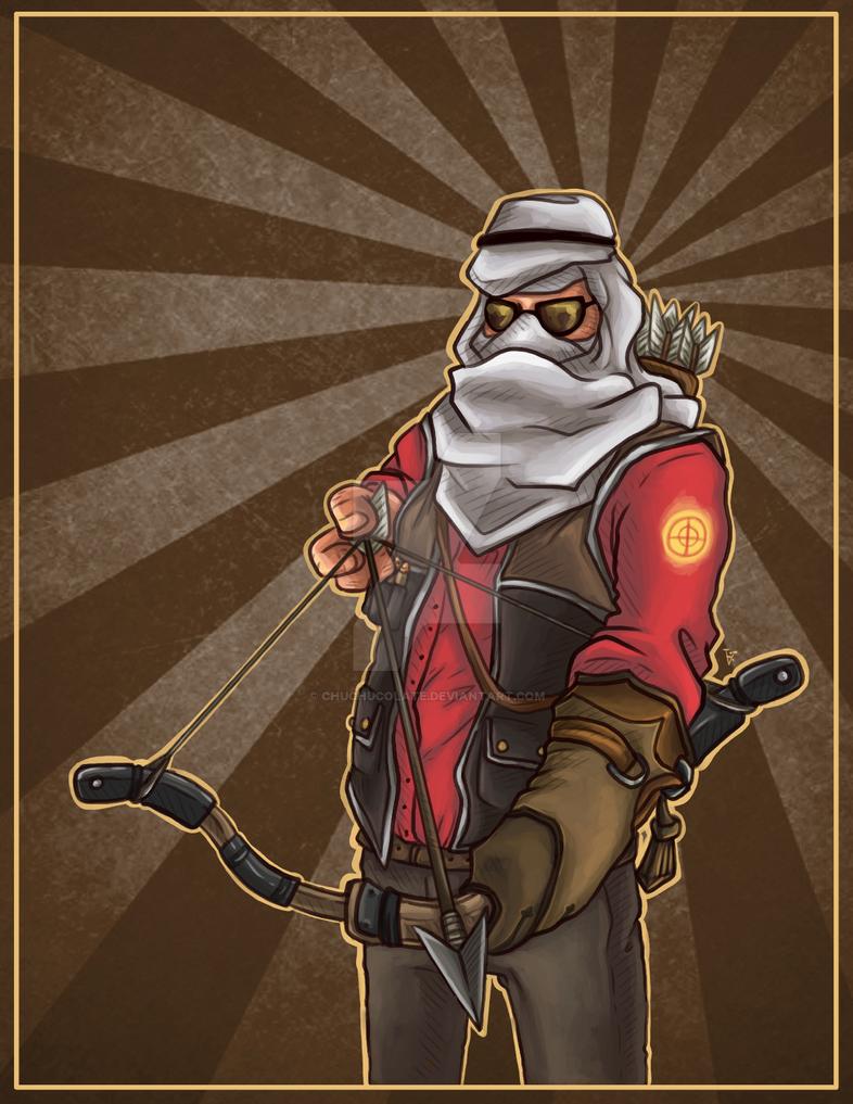 Sniper by ChuChucolate