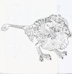 Entry 05- Cockatrice