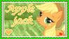 Applejack Stamp by DashingDuck