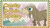 Cranky Doodle Donkey Stamp by Donald-Bottom