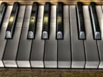 Piano - HDR