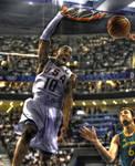 Kobe Bryant Dunk - HDR