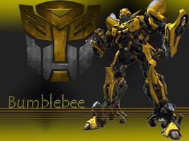 Bumblebee Wallpaper by Erratio-D