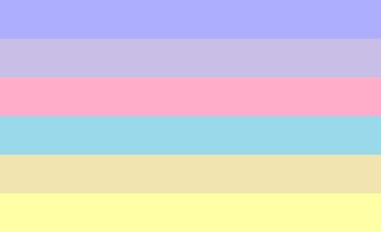 Group Relationship Pride Flag