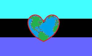 Geographical Non-Monogamy Pride Flag