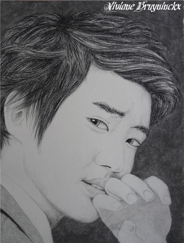 Choi Siwon by ViviArt on DeviantArt
