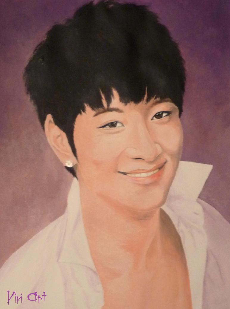 Chansung - 2PM by Vivi--Art