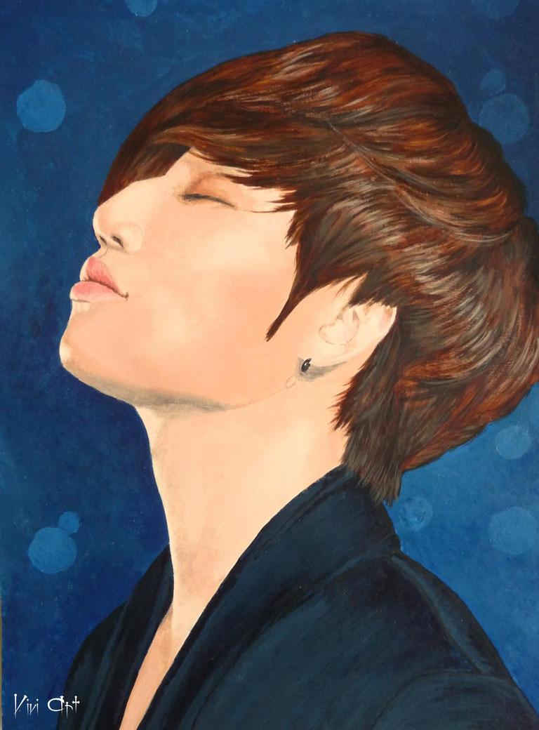 daesung - Big Bang by Vivi--Art