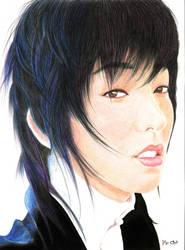 Lee Jun Ki by Vivi--Art