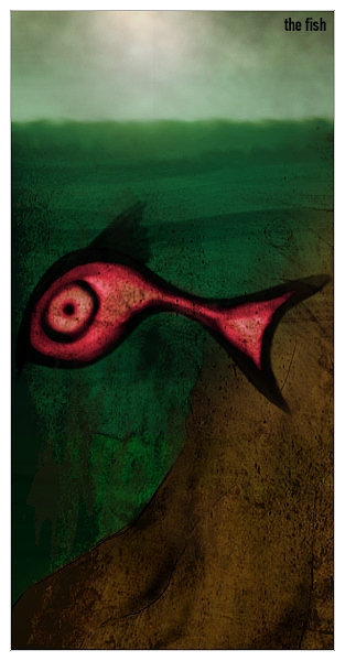 The fish by aesqe