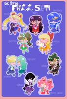 Charmingly Heroic! SailorMoon 20th Anniversary!