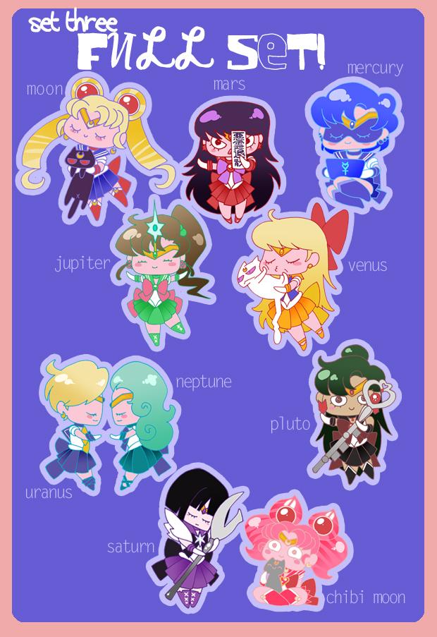 Charmingly Heroic! SailorMoon 20th Anniversary! by MediaViolence
