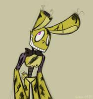 Spooky Springtrap by sassykatt777