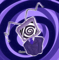 Hypnotictvhead.png by sassykatt777