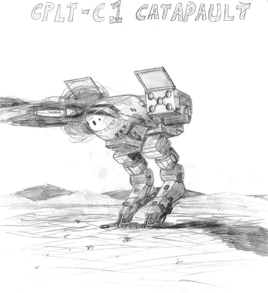 CPLT-C1 Catapault by nezroy