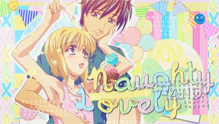 Reto - Dia 10: Lovely by MochiUsUk