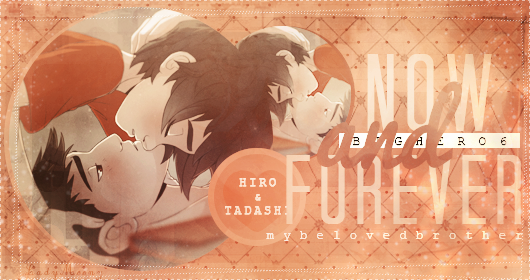 Now and Forever ( Tadashi/Hiro) by MochiUsUk