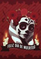    ID Dia de Muertos / Ahsoka Tano    by MochiUsUk
