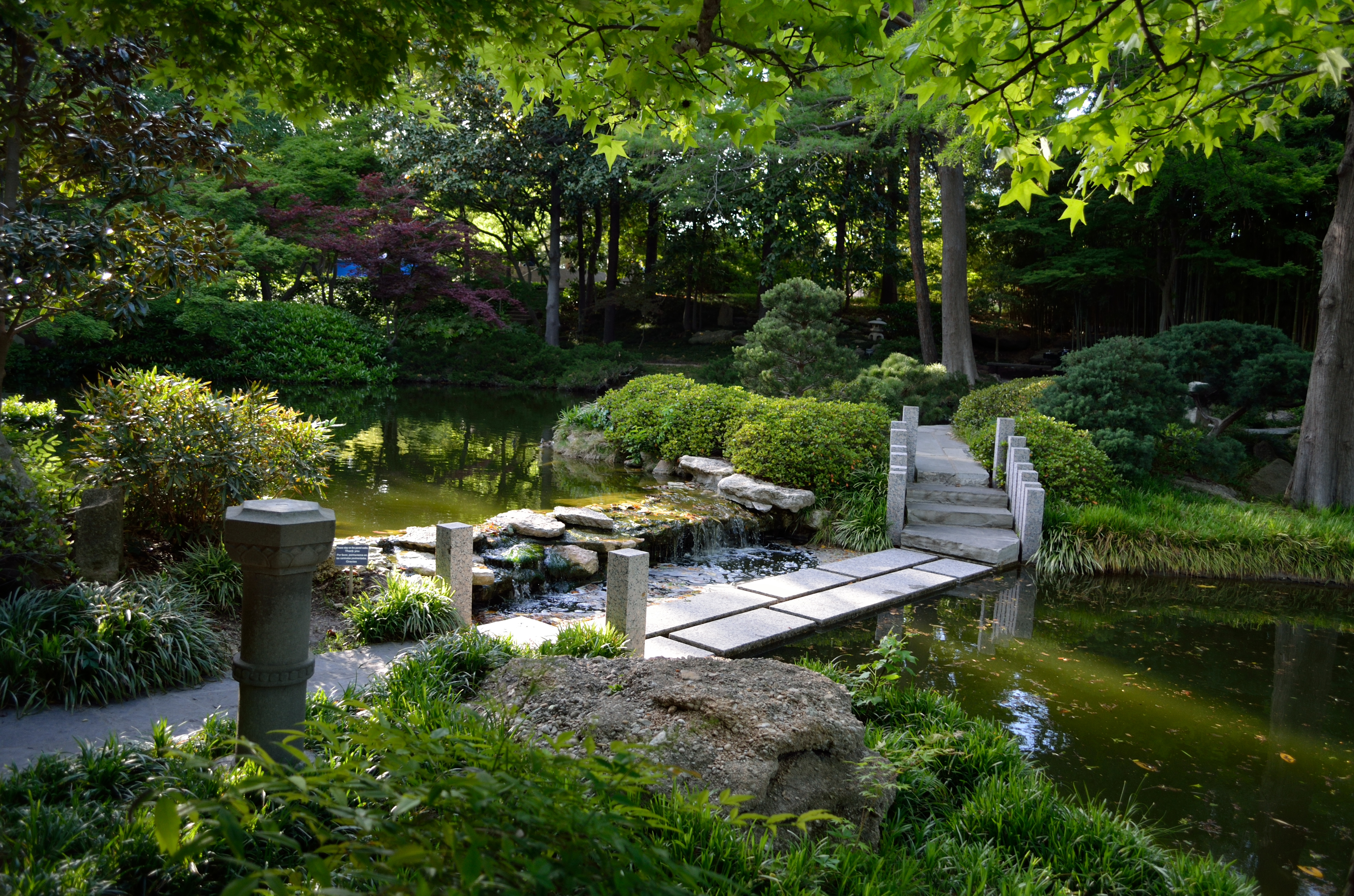 Image Gallery Japanese Gardens Fort Worth