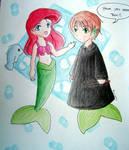 Harry y Ariel