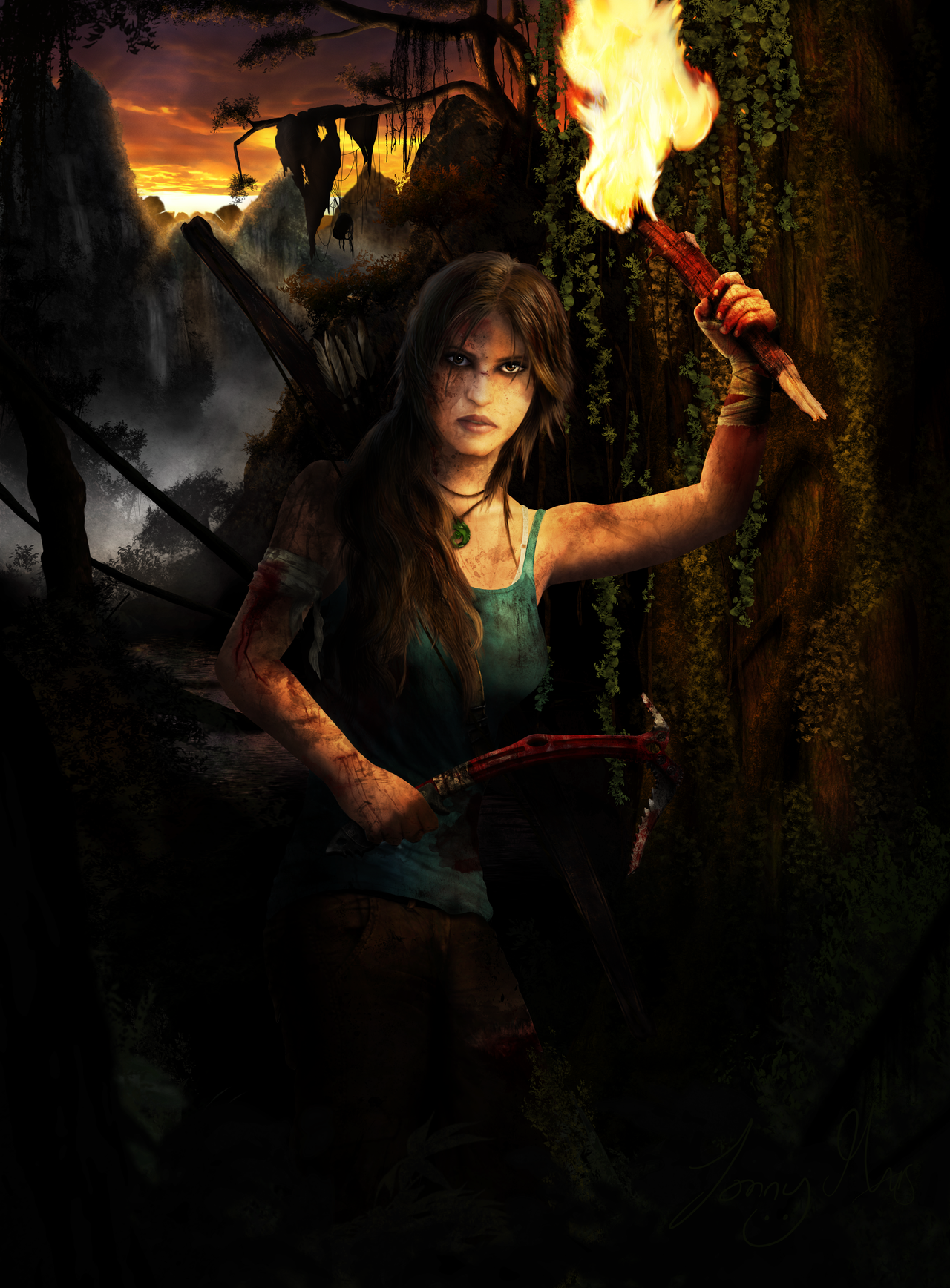 Tomb Raider: Reborn by JonnyMars
