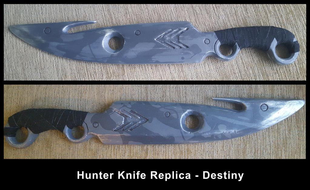 Replica Hunter Knife by JonnyMars