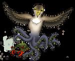 Hawktopus versus Lobsturtle