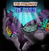 The Trilobite Time Traveler (Concept 2) by Petzrick