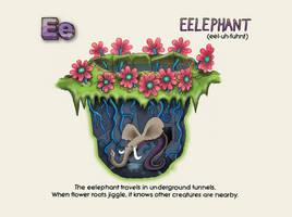 Eelephant by Petzrick