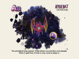 Amoebat by Petzrick
