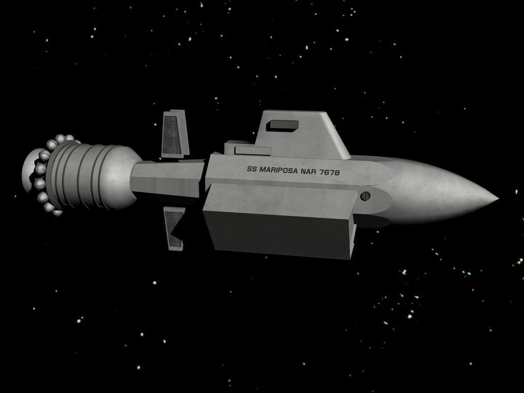 Resultado de imagem para SS Mariposa ship startrek