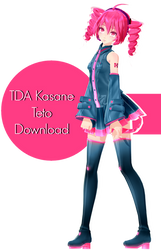 TDA Kasane Teto Download