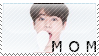 Momma SeokJin Stamp by Ohbey