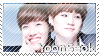 YoonSeok Stamp by Ohbey
