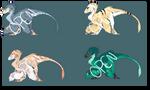 Raptor Adopts (4/4 Open)