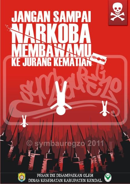 Poster Anti Narkoba_by symbauregzo by saikoannazr