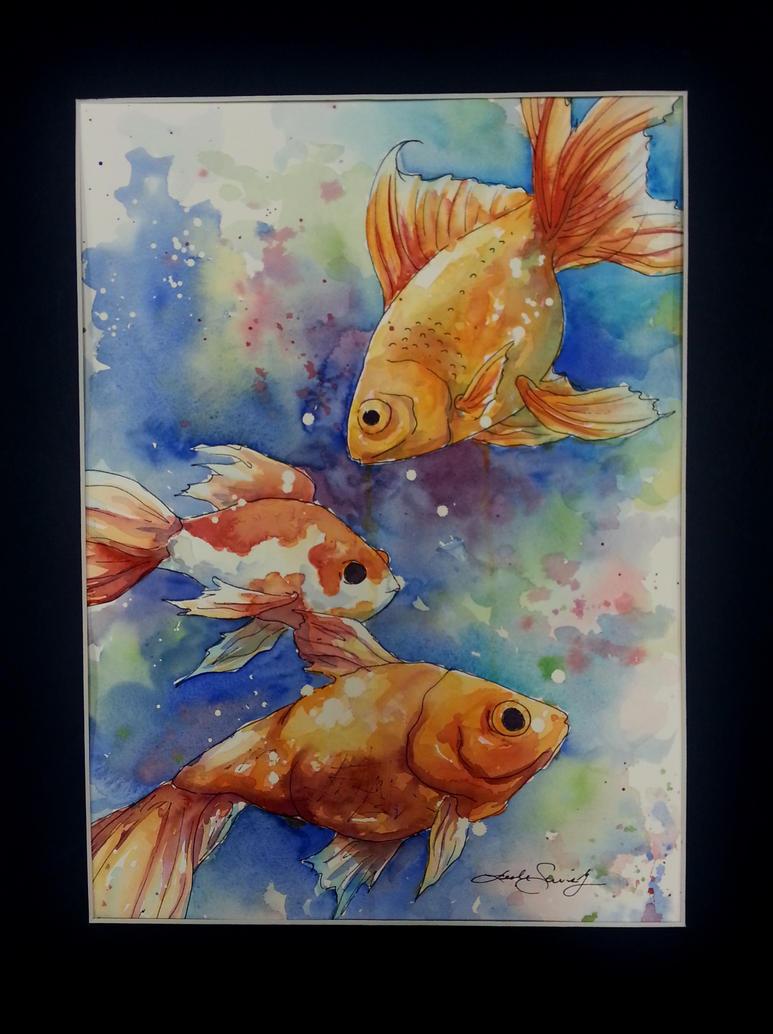 Fish by cowswithguns123