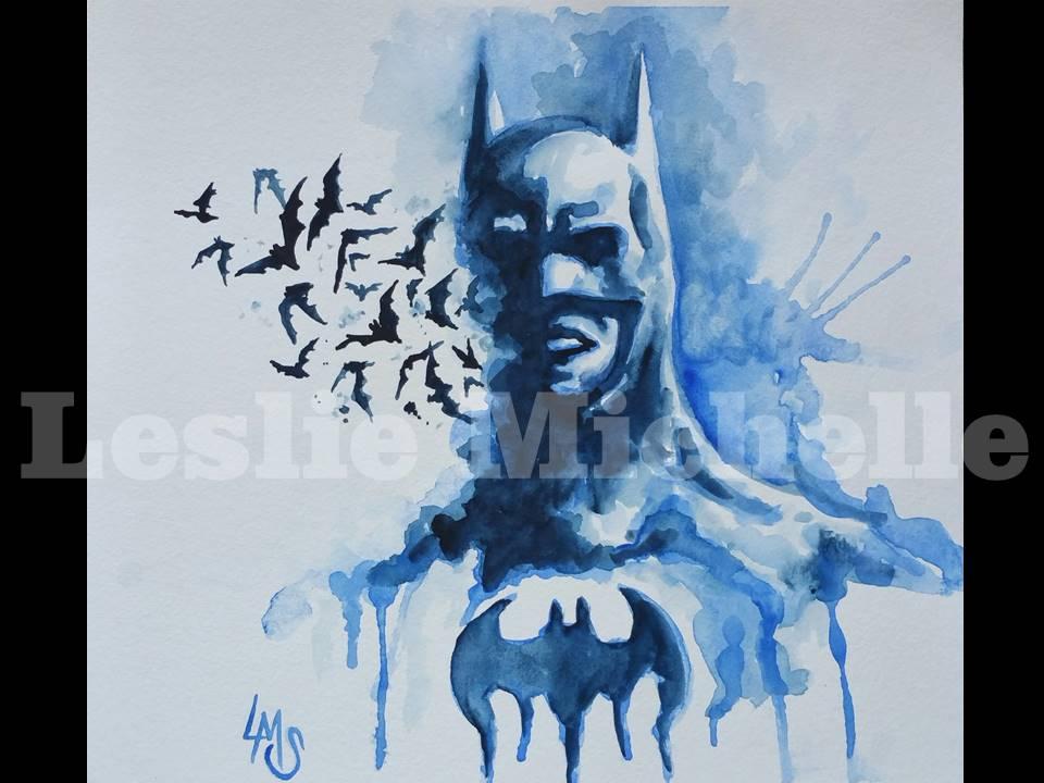 Batman by cowswithguns123