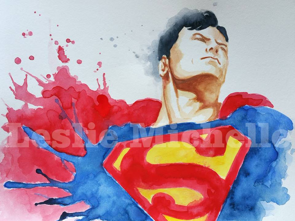 Superman by cowswithguns123