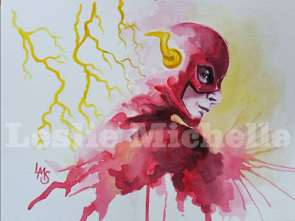 The Flash by cowswithguns123