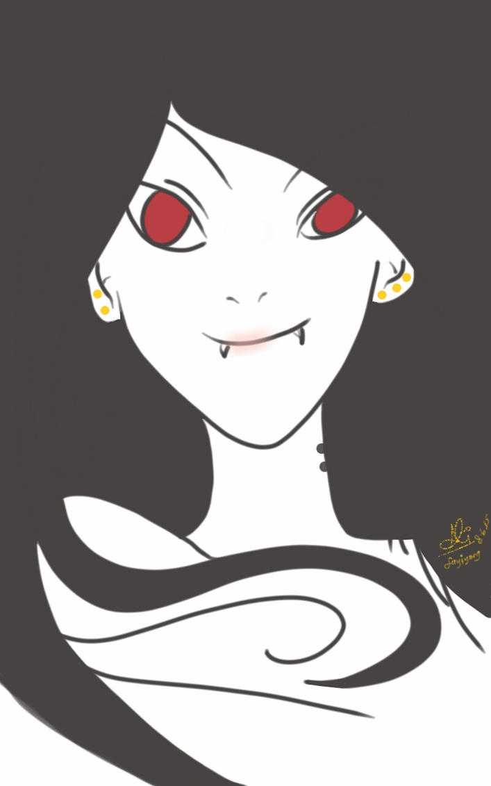 Queen Marceline by fayiyong